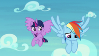 """Twilight """"somepony else who might get hurt"""" S8E20"""