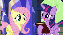 """Twilight """"that's all I could find"""" S5E23"""