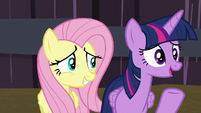 """Twilight """"we're here to help you become friends"""" S5E23"""