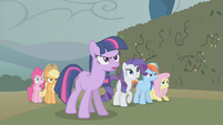 "Twilight Sparkle ""Give us our wings and horns back!"" S2E01"