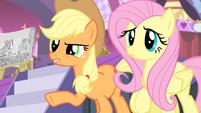 "Applejack ""Uh, who's Trenderhoof?"" S4E13"