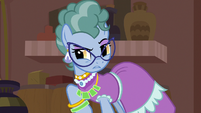 """Mrs. Trotsworth """"are you on about?"""" S7E18"""