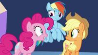 """Pinkie Pie """"I say we take 'em with us!"""" S8E15"""