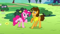 """Pinkie Pie """"I was the pony"""" S4E12"""
