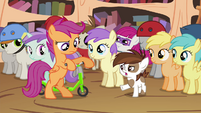 """Pipsqueak """"that's MY scooter!"""" S4E15"""