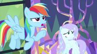 "Rainbow Dash ""I'll get you down!"" MLPS2"