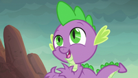 Spike --what if we worked together--- S6E5