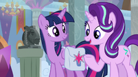 Starlight -that's so sweet of you, Cozy- S8E25