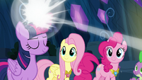 Twilight Sparkle is given her Element S9E1
