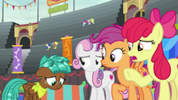 """Apple Bloom """"sure you're not just upset"""" S9E22"""