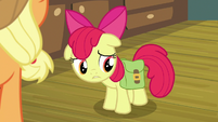 Apple Bloom in uncertain agreement S7E13