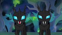 """Changeling 2 """"we'll go drain the love"""" S8E22"""