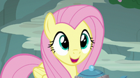 """Fluttershy """"I'm happy to help"""" S8E4"""