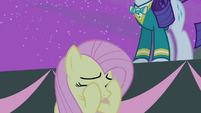 Fluttershy crying again S4E14
