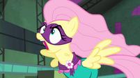 Fluttershy losing her temper S4E06