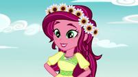 Gloriosa Daisy says --I've got this!-- again EG4