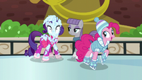 Pinkie --Whatever you were about to say-- S6E3