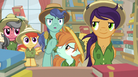 """Pony 2 """"as much a fake as Daring Do!"""""""