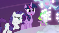 """Rarity """"did you know he can do that?"""" S7E26"""