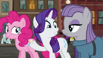 """Rarity """"how did you know where he'd be?"""" S6E3"""