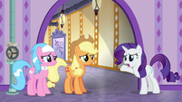 Rarity --did it never occur to you-- S6E10
