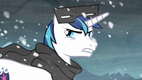 Shining Armor 'Isn't the only thing that's returned' S3E1