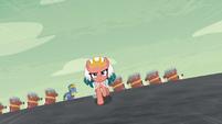 Somnambula galloping to the pyramid S7E18