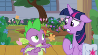 "Spike ""we should just wait here"" S9E5"