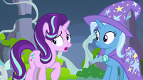 "Starlight Glimmer ""Pharynx is a lost cause"" S7E17"