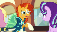 "Sunburst ""I don't even have to go home"" S8E8"