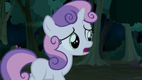 "Sweetie Belle ""isn't he a dangerous criminal?"" S5E6"