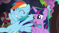 """Twilight """"Let's not get carried away"""" S5E11"""