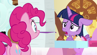 """Twilight """"can you write 'sorry' on them?"""" S7E3"""