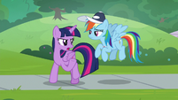 """Twilight """"the cheer squad is important"""" S9E15"""