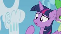 "Twilight unsure ""of course not"" S5E25"