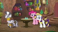 Zecora -any number of troublesome ticks- S7E19