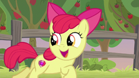 "Apple Bloom ""come on, Applejack!"" S9E10"