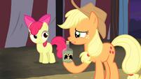 Applejack -Honestly, Apple Bloom- S4E20