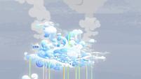 Cloudsdale going haywire S05E05