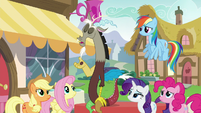 """Discord """"every single detail of our previous encounter"""" S5E22"""