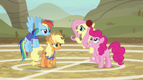 """Fluttershy """"if you need more practice"""" S6E18"""