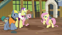 Fluttershy -I told you all exactly what I wanted- S7E5
