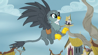 Gabby sees another griffon in need S6E19