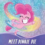 MLP Pony Life Amazon.com promo - Meet Pinkie Pie 1