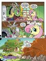 My Little Pony Transformers issue 3 page 1