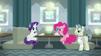 """Pinkie Pie """"can we try someplace else?"""" S6E12"""
