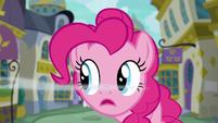 Pinkie Pie gasps S6E12