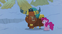 """Prince Rutherford """"yak retire to new sleeping hut"""" S7E11"""