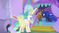 """Princess Luna """"do whatever we want!"""" S9E13"""