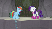 """Rainbow """"I wasn't leaving you behind"""" S8E17"""
